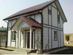 Готовый дом двухэтажный