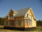 Готовый загородный дом